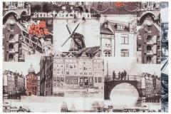 Amsterdam-Sepia